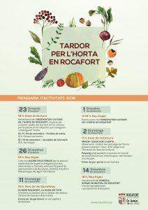 Rocafort Tardor per l'Horta